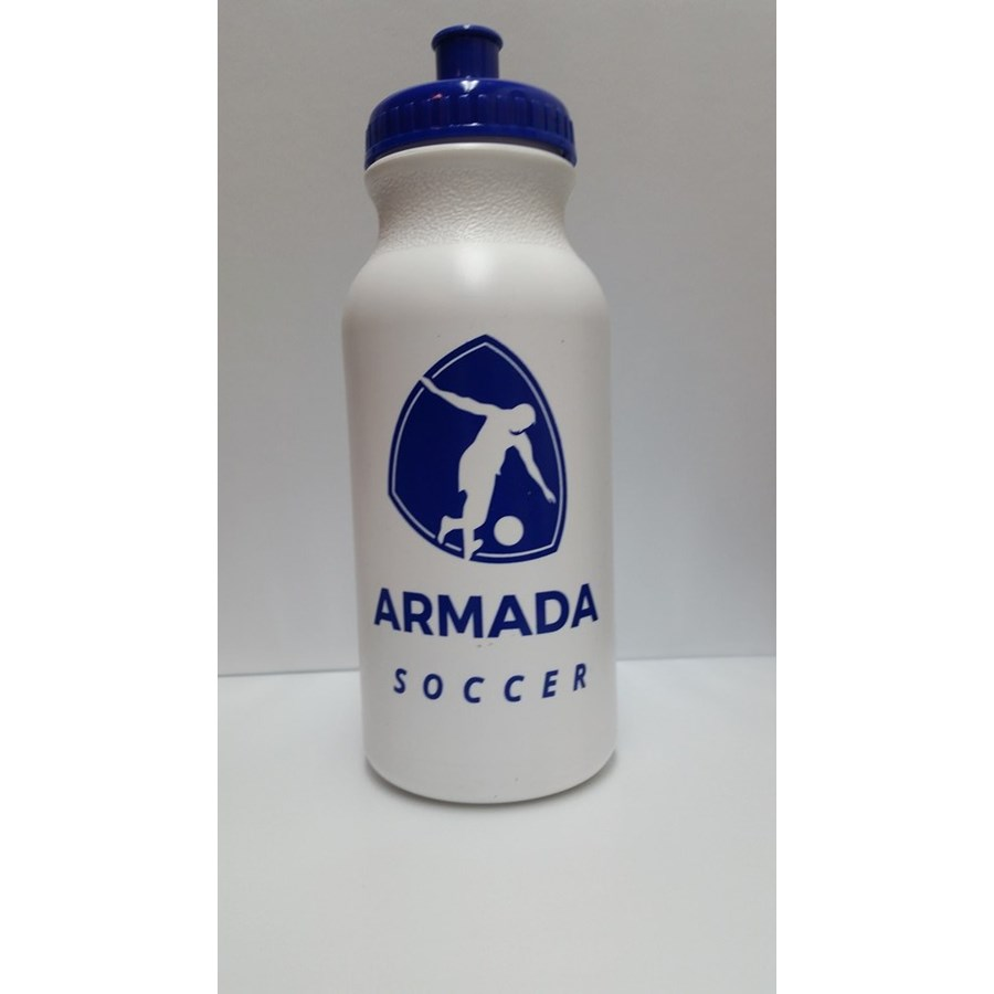 ARMADA logo water bottle